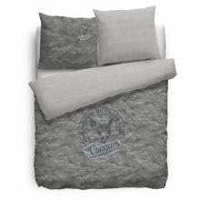 Covers en Co Dekbedovertrek Camo Cougars - Litsjumeaux - 240x200/220 cm - Grey
