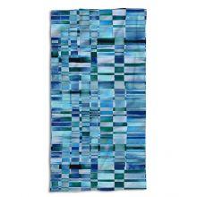 Essenza Strandlaken Dali - 100x180 cm - Blauw
