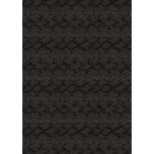 Essenza Plaid Snake - 150x200 cm - Zwart