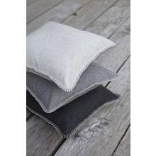 Essenza Plaid Felt - 130x170 cm - Creme