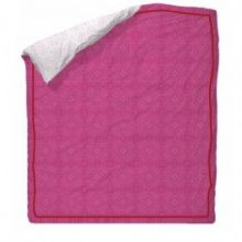 LIEF! Bedsprei Basic Quilt - Eenpersoons - 160x230 cm - Roze
