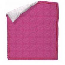 LIEF! Bedsprei Basic Quilt - Kinderbed - 120x150 cm - Roze