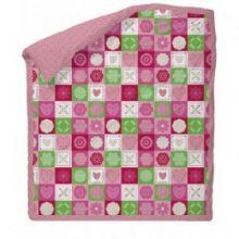 LIEF! Bedsprei Lotte - Kinderbed - 120x150 cm - Roze