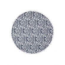 Arkhipelagos Roundie Mosaic - Blauw