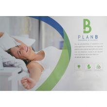 PlanB Bamboe Dekbed Enkel (B-keuze) - Wit