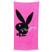 Playboy Strandlaken Pink - 70x140 cm - Roze