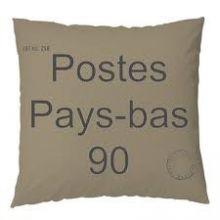 Stapelgoed Sierkussen Post - 50x50 cm - Bruin
