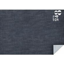 Stapelgoed Plaid Hampton - 100x150 cm - Blauw