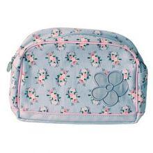 Stapelgoed  Toiletbag Flower - Roze