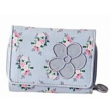Stapelgoed  Wallet Flower - Roze