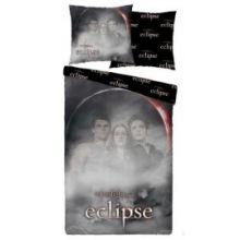 Twilight Dekbedovertrek Trio Eclipse - Tweepersoons - 200x200/220 cm - Zwart