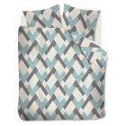 Beddinghouse Dekbedovertrek Montero (flanel) - Tweepersoons - 200x200/220 cm - Pastel