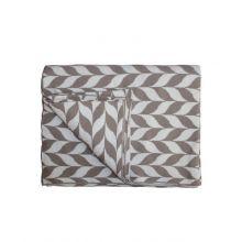 Essenza Plaid Zepa - 130x170 cm - Clay
