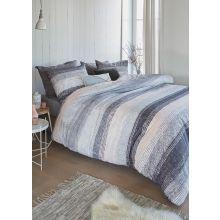 Beddinghouse Dekbedovertrek Manley - Eenpersoons - 140x200/220 cm - Pastel