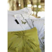 Essenza Sierkussen Mystic Twigs - 45x45 cm - Green