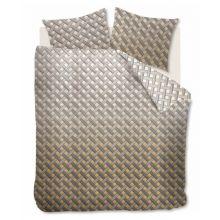 Beddinghouse Dekbedovertrek Padded - Litsjumeaux - 240x200/220 cm - Gold