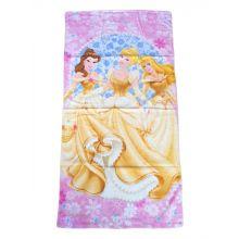 Disney Strandlaken Prinsessen - 70x140 cm