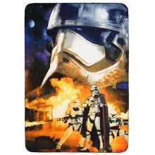 Star Wars Plaid Fire - 100x140 - Multi
