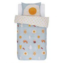 Covers en Co Dekbedovertrek Sunny Side Up - Eenpersoons - 140x200/220 cm - Multi
